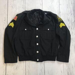 Vintage Corrections Officer prison jacket